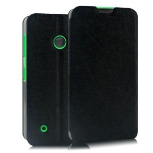 Текстурный чехол флип подставка на присоске для Nokia Lumia 530