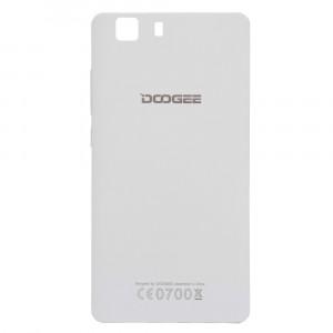 Оригинальная встраиваемая пластиковая задняя крышка для Doogee X5