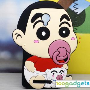 Силиконовый дизайнерский фигурный чехол для Xiaomi RedMi Note 2