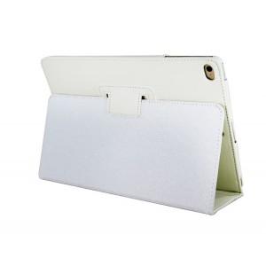 Чехол подставка с рамочной защитой для Ipad Mini 4 Белый