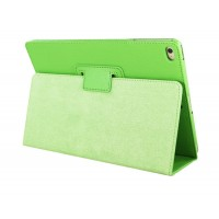 Чехол подставка с рамочной защитой для Ipad Mini 4 Зеленый