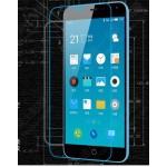 Ультратонкое износоустойчивое сколостойкое олеофобное защитное стекло-пленка для Meizu M1