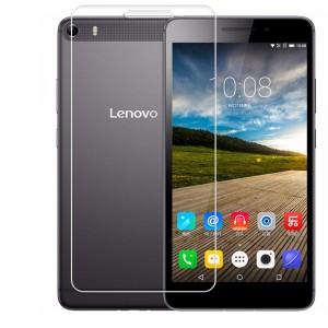 Ультратонкое износоустойчивое сколостойкое олеофобное защитное стекло-пленка для Lenovo Phab Plus
