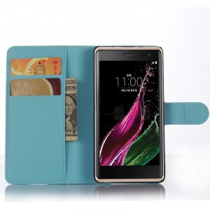 Чехол портмоне подставка с магнитной застежкой для LG Class