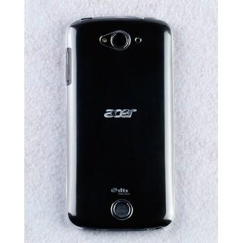 Пластиковый транспарентный чехол для Acer Liquid Z530