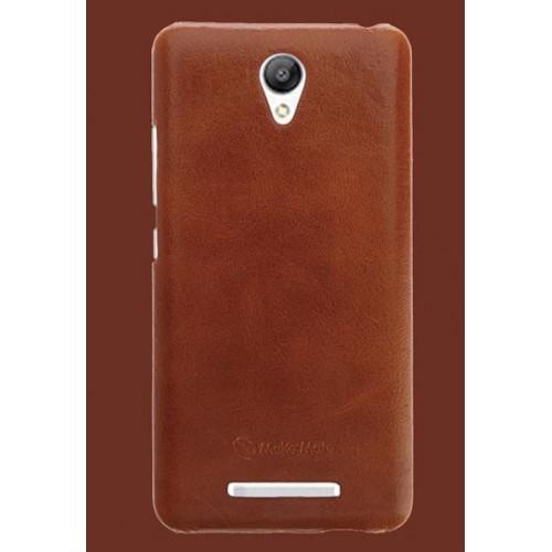 Кожаный чехол накладка для Xiaomi RedMi Note 2