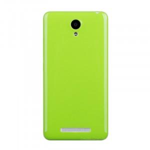 Силиконовый непрозрачный чехол для Xiaomi RedMi Note 2 Зеленый