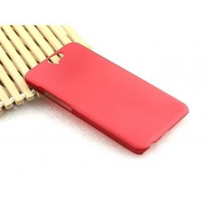 Пластиковый матовый Металлик чехол для HTC One A9