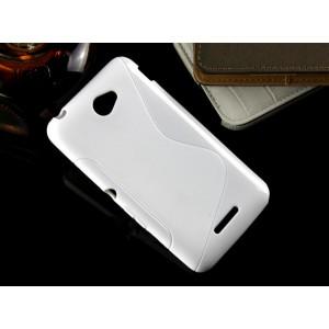 Силиконовый S чехол для Sony Xperia E4