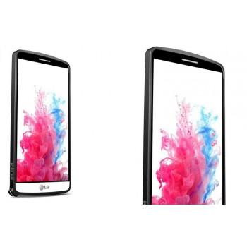 Металлический бампер для LG G3 (Dual-LTE)