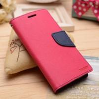 Дизайнерский текстурный чехол портмоне подставка на силиконовой основе с магнитной защелкой для Sony Xperia Z5 Premium Пурпурный