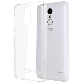 Пластиковый транспарентный чехол для ZTE Blade X5