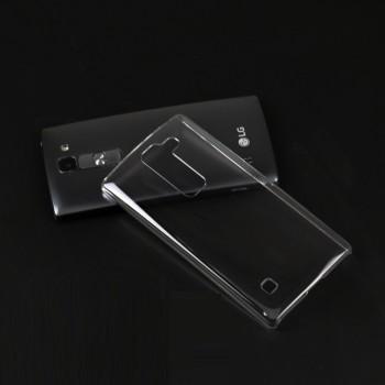 Пластиковый транспарентный чехол для LG Spirit