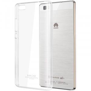 Пластиковый транспарентный чехол для Huawei P8