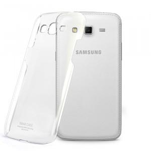 Пластиковый транспарентный чехол для Samsung Galaxy Grand 2