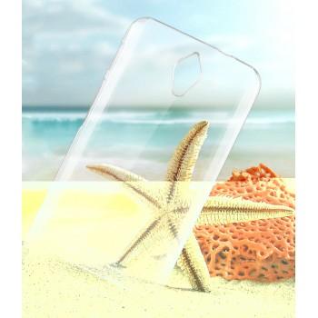 Пластиковый транспарентный чехол для ASUS Zenfone C