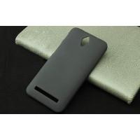 Пластиковый матовый непрозрачный чехол для ASUS Zenfone C
