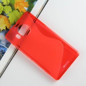 Силиконовый S чехол для Microsoft Lumia 950 XL