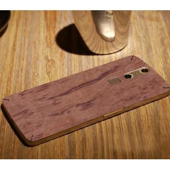 Клеевая натуральная деревянная накладка для ZTE Axon Mini 20