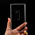 Пластиковый транспарентный чехол для Nokia Lumia 920