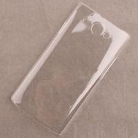 Пластиковый транспарентный чехол для Philips S388
