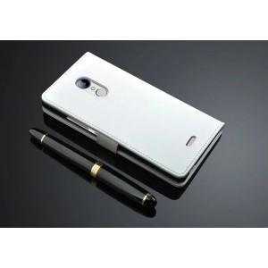 Чехол портмоне подставка с защелкой для ZTE Blade X9