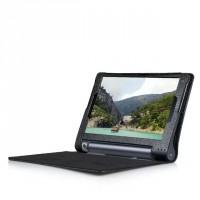 Чехол подставка с рамочной защитой экрана для Lenovo Yoga Tab 3 8