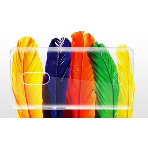 Пластиковый транспарентный чехол для ZTE Blade X9