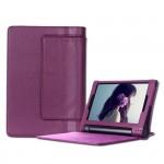 Чехол подставка с полной защитой экрана и корпуса на липучке для Lenovo Yoga Tab 3 8