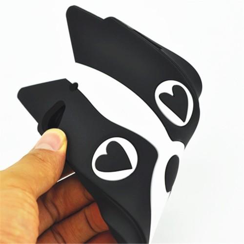 Силиконовый дизайнерский фигурный чехол  для Lenovo Vibe X2