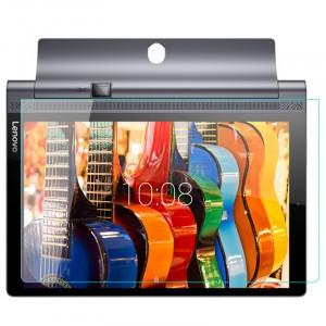 Ультратонкое износоустойчивое сколостойкое олеофобное защитное стекло-пленка для Lenovo Yoga Tab 3 10