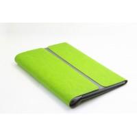 Чехол папка на магнитах серия AllRound Protect для Lenovo Yoga Tab 3 10/Pro Зеленый