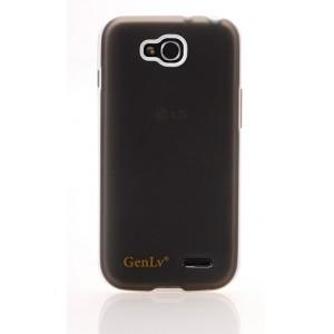 Силиконовый матовый чехол для LG L90