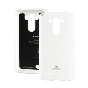 Силиконовый глянцевый непрозрачный чехол для LG G4 S