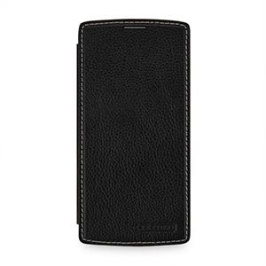 Кожаный чехол горизонтальная книжка (нат. кожа) для LG V10