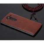 Клеевая кожаная накладка для LG V10