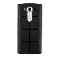 Встраиваемая поликарбонатная крышка с встроенным NFC и функцией беспроводной зарядки для LG V10 Черный