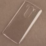Пластиковый транспарентный чехол для LG V10