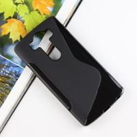 Силиконовый S чехол для LG V10