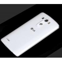 Силиконовый транспарентный чехол для LG G3 S