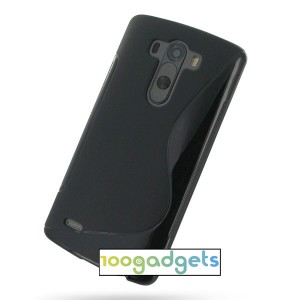 Силиконовый S чехол для LG G3 S