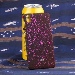 Пластиковый матовый дизайнерский чехол с голографическим принтом Звезды для HTC Desire 728