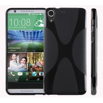 Силиконовый X чехол для HTC Desire 728