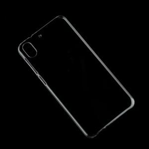 Пластиковый транспарентный чехол для HTC Desire 728