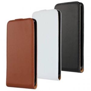 Чехол вертикальная книжка на пластиковой основе с магнитной застежкой для HTC Desire 816