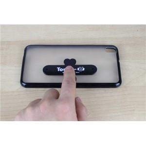 Силиконовый чехол подставка для HTC Desire 816