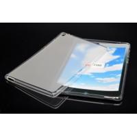 Силиконовый матовый полупрозрачный чехол для ASUS ZenPad S 8 Белый
