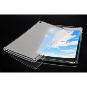 Силиконовый матовый полупрозрачный чехол для ASUS ZenPad S 8