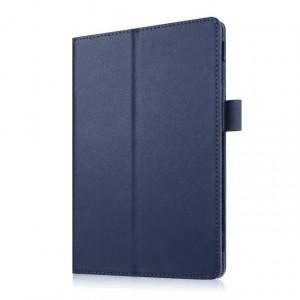 Чехол подставка с рамочной защитой экрана для ASUS ZenPad S 8 Синий