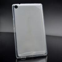 Силиконовый матовый полупрозрачный чехол для ASUS ZenPad 7.0